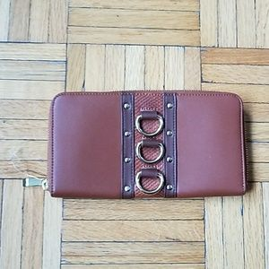 Handbags - Last chance! Brand New! Brown Long Wallet